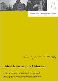 Ein Hamburger Kaufmann im Spiegel der Tagebücher... Book Cover
