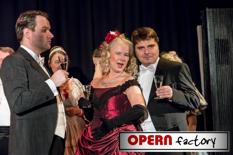 La Traviata - Oper von G. Verdi