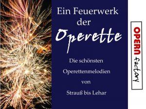 Opern Factory Wandsbek – Ein Feuerwerk der Operette @ Opern Factory