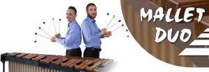 Mallet Duo – Klassik originell interpretiert für Marimba und Xylophon @ Residenz am Wiesenkamp
