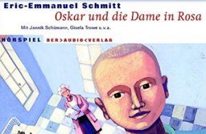 Oskar und die Dame in Rosa - eine Lesung mit Gerda Rose, Hospizbegleiterin bei Omega @ OMEGA - Mit dem Sterben leben e.V.   Hamburg   Hamburg   Deutschland