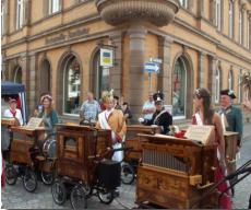 Nostalgie pur mit dem Drehorgel-Orchester – Ein Musikerlebnis wie in früheren Zeiten @ Residenz am Wiesenkamp