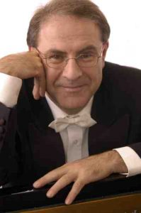 Klavierabend – Grigory Gruzman @ Parkresidenz Alstertal