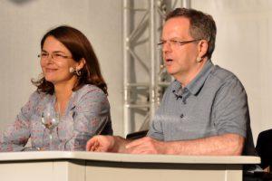 """Benefizveranstaltung: Barbara Auer & Christian Maintz """"Ich habe dich so lieb …"""" @ Gymnasium Buckhorn, Aula   Hamburg   Hamburg   Deutschland"""