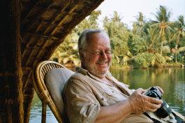 Vom Zauber Asiens – Lese-Reise mit Bernd Schiller @ Burg Henneberg im Alstertal