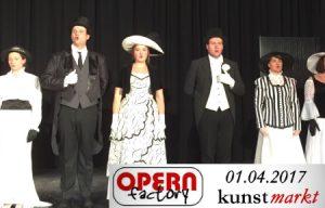 Kunstmarkt in der Opern Factory Hamburg @ Opern Factory Hamburg
