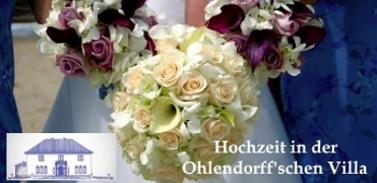 Ihre Hochzeit Ohlendorff'sche Villa