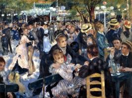 Pierre-Auguste Renoir – ein Maler der Heiterkeit @ Burg Henneberg im Alstertal | Hamburg | Hamburg | Deutschland