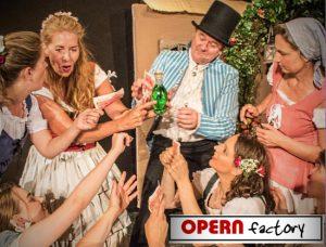 Opern Factory Wandsbek - Der Liebestrank - Komische Oper von G. Donizetti @ Opern Factory Wandsbek | Hamburg | Hamburg | Deutschland