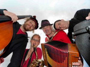 UKW Band in der Ohlendorffschen Villa @ Ohlendorffsche Villa | Hamburg | Hamburg | Deutschland