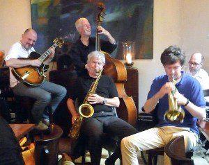 Jazzdämmerschoppen Quintett JOYS OF JAZZ @ Parkresidenz Alstertal | Hamburg | Hamburg | Deutschland