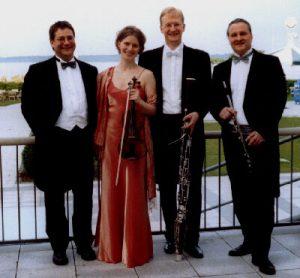 Konzert zum Jahresausklang - Wagners Salonquartett @  Kulturzentrum Marstall am Schloss | Ahrensburg | Schleswig-Holstein | Deutschland