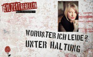 Turid Müller - Teilzeitrebellin @ Ohlendorffsche Villa | Hamburg | Hamburg | Deutschland