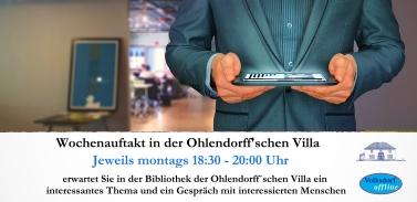 Volksdorf Offline - Themen aus der Welt und den Walddörfern.