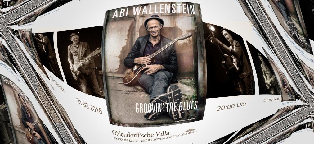 Abi Wallenstein in der Ohlendorff'schen Villa