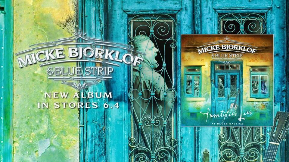 Micke Bjorklof & BlueStrip