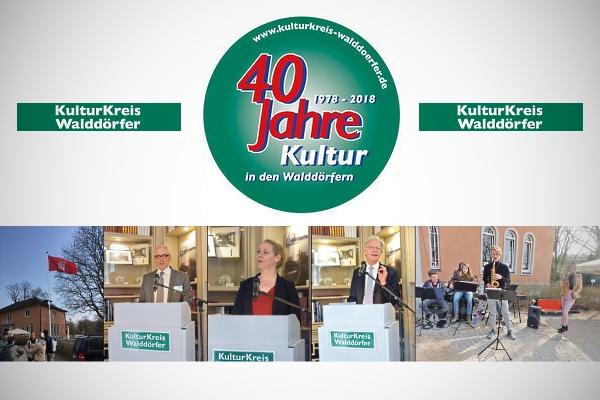 40 Jahre Kulturkreis Walddörfer