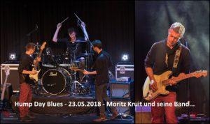 Hump Day Blues! Moritz Kruit und seine Band. @ Ohlendorff´sche Villa | Hamburg | Hamburg | Deutschland