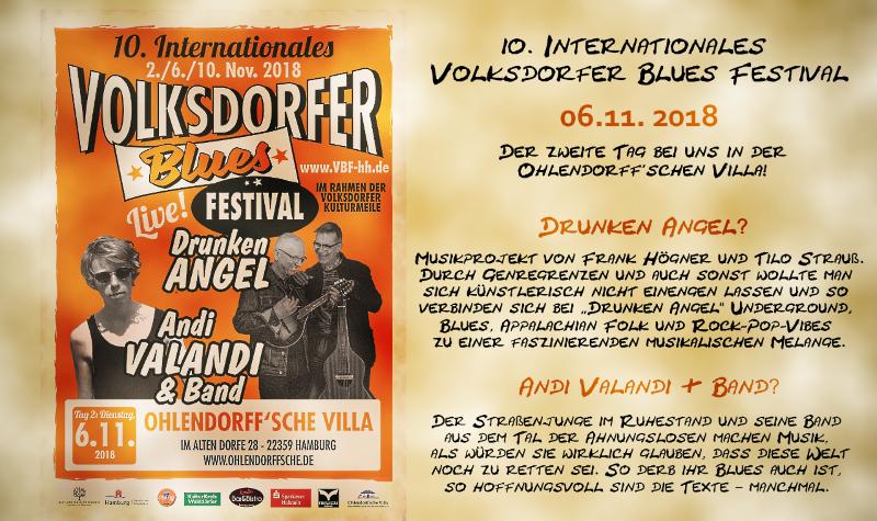 10 Volksdorfer Bluesfestival 2018