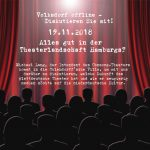 Alles gut in der Theaterlandschaft Hamburgs