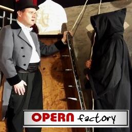 Die Eiserne Jungfrau und andere Gruselgeschichten @ Opernfactory Wandsbek