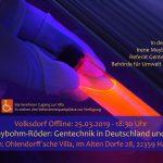 Irene Meybohm-Röder - Gentechnik in Deutschland und Europa