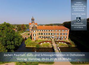Guts- und Schlossgärtnereien in Ostholstein. @ Ohlendorffsche Villa