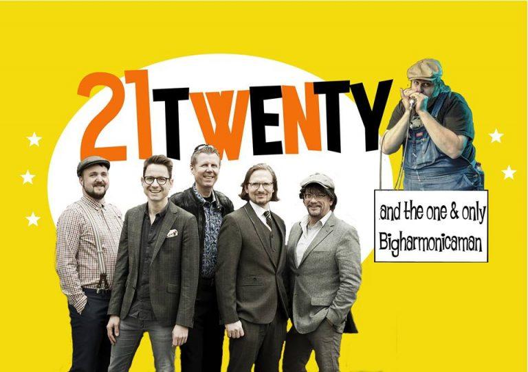 21 twenty and the Big Harmonicaman