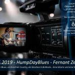 HumpDayBlues 05/2019 – Fernant Zeste aus Belgien in der Ohlendorff'schen Villa.